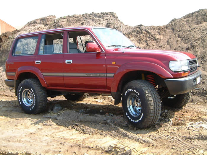4 X 4 >> lc80