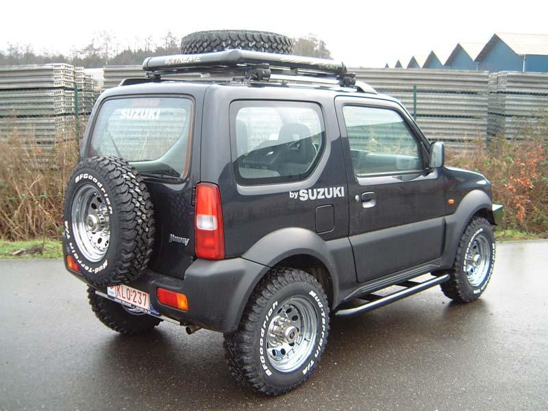 Bf Goodrich Mud Terrain Tires >> Salon Brussels 2004
